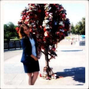 Анастасия Захарова, город Тюмень